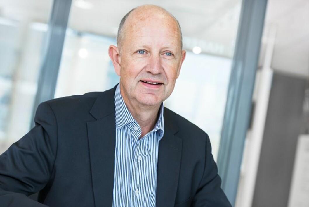 Roland Vejdemo er styreleder i NetOnNet AB. Foto: NetOnNet