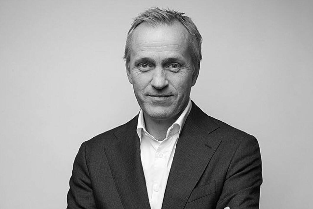 Nils K. Selte er styreleder i Komplett og administrerende direktør hos hovedaksjonæren Canica.Foto: Colin Eick