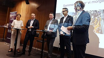 Paneldebatt om bærekraft