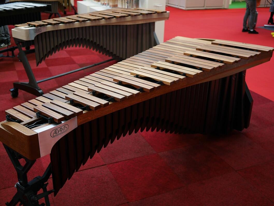 Marimba Artist i Alpha-serien. Pris: 120.000,- Foto: Stian Sønsteng.