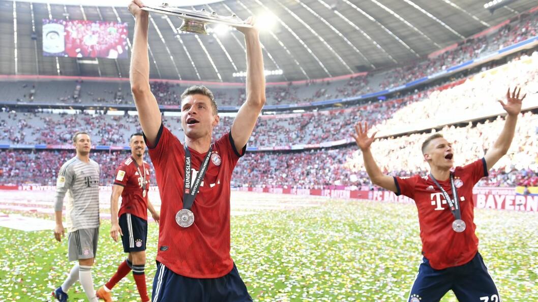 Nye Nordic Entertainment Group har sikret seg en rekke sportsrettigheter, blant annet til tysk Bundesliga. Foto: Bildbyrån