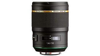 HD Pentax-D FA 50mm f/1.4 SDM AW