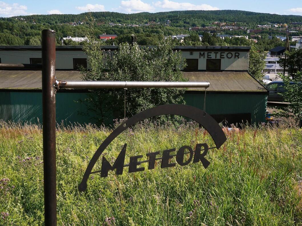 I Groruddalen i Oslo produseres det Meteor mener må være det norske av det norske innen mattilberedningsutstyr. Foto: Stian Sønsteng.