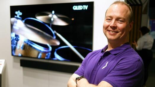 TV-LYD NY AVDELING HOS ELKJØP