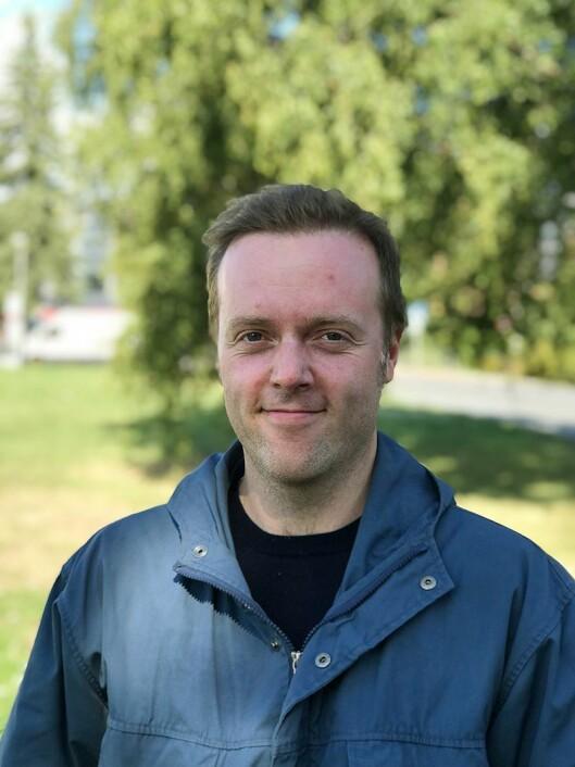 Morten Onsrud er kjemiker og materialteknolog med doktorgrad i batteriteknologi fra Norges teknisk-naturvitenskapelige universitet (NTNU). Foto: Norsirk.