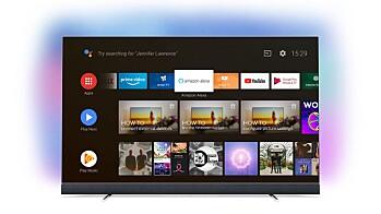 Philips TV med Alexa