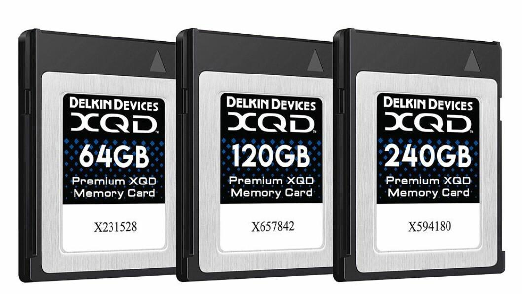 Delkin Premium 2933X XQD