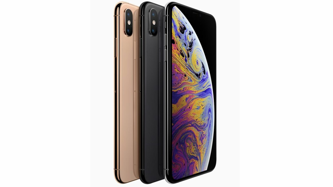 Finalist: Apple iPhone Xs Max: Foto: Apple.