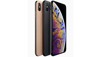 Apple iPhone XS og XS Max