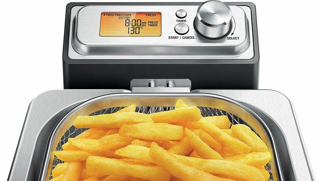 Sage The Smart Fryer