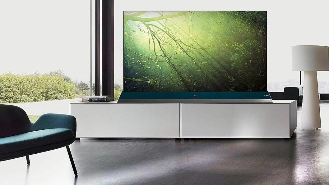TCLs nye qled 8K-TV har Dolby Vision HDR-støtte og leverer 1000 nits i lysstyrke. Foto: TCL