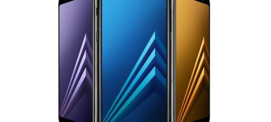 ÅRETS BUDSJETTMOBIL:Samsung Galaxy A8 (2018)