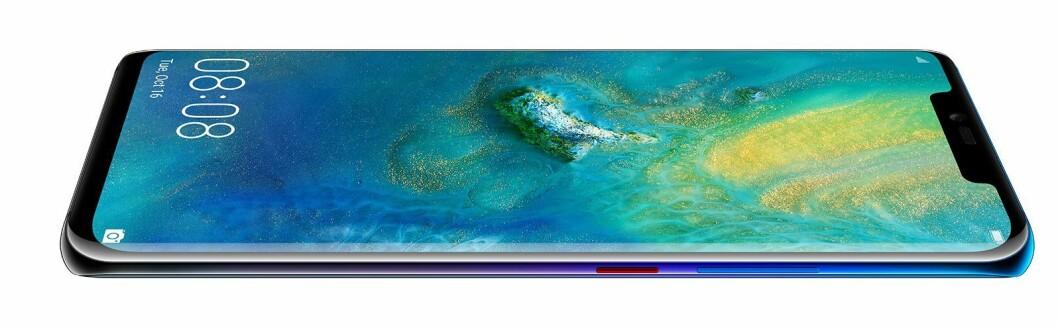 Huawei Mate20 Pro er kåret til «Årets mobil 2018/2019». Foto: Huawei.