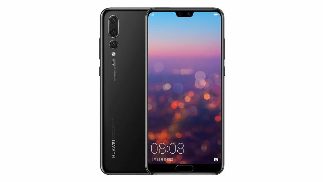 Finalist: Huawei P20 Pro. Foto: Huawei.