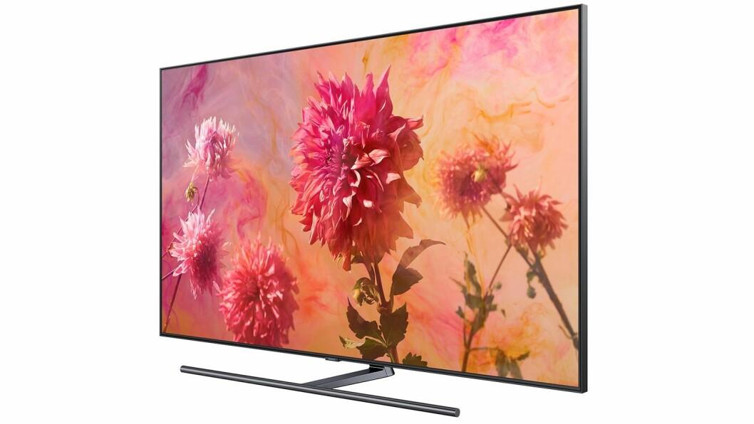 Samsung QE65Q9FN er kåret til «Årets TV 2018/2019». Foto: Samsung