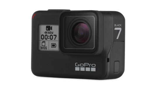 ÅRETS VIDEOPRODUKT:GoPro HERO7 Black