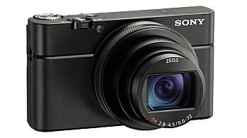 ÅRETS FOTOPRODUKT:Sony CyberShot DSC-RX100 VI