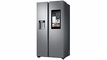 ÅRETS HVITEVARE: Samsung Family Hub RS68N8941SL