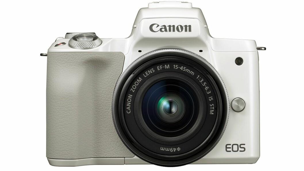 Finalist: Canon EOS M50. Foto: Canon.
