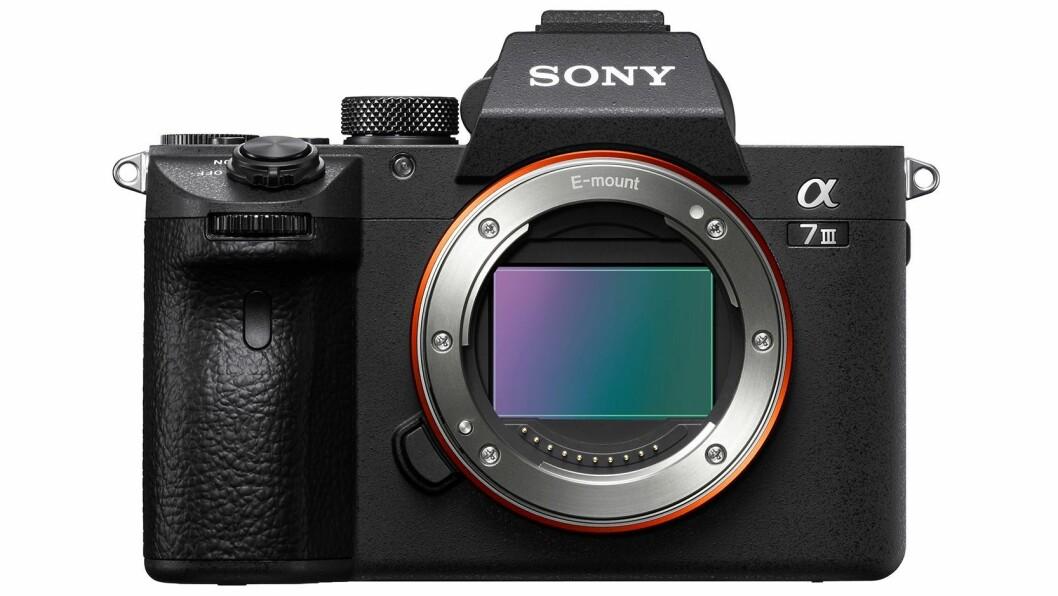 Finalist: Sony A7 III ILCE-7M3. Foto: Sony.