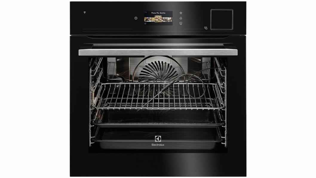 Finalist: Electrolux Combisteam Deluxe Plus Smart oven. Foto: Electrolux.