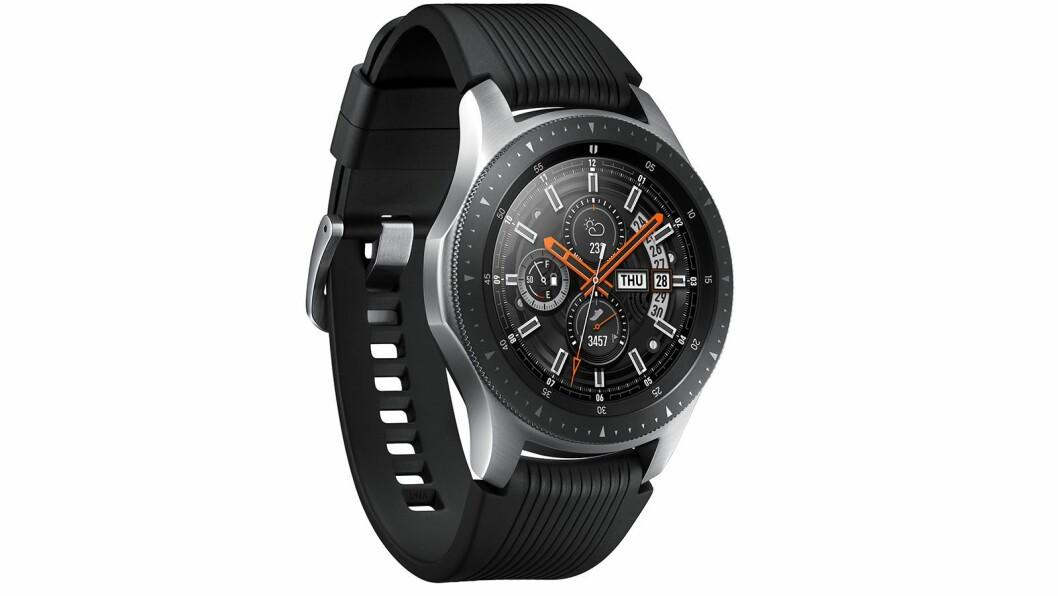 Samsung Galaxy Watch er kåret til «Årets smartprodukt 2018/2019» og «Årets julegave 2018». Foto: Samsung