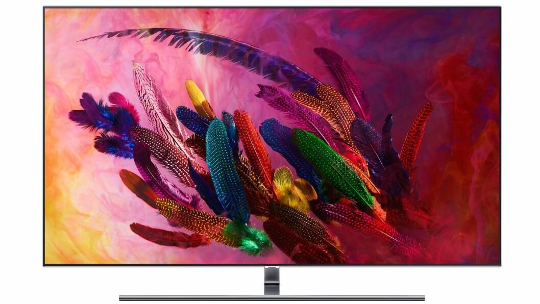 Finalist: Samsung QE65Q7FN. Foto: Samsung.