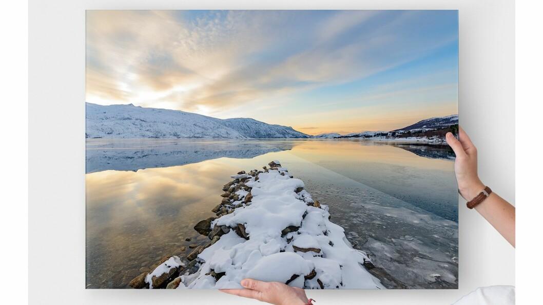 Foto på pleksi-/akrylglass er kåret til «Årets bildeprodukt 2018/2019». Foto: Elite Foto.