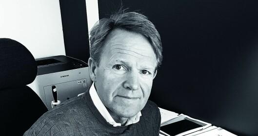 Stig Ervik, administrerende direktør i Norsirk. Foto: Norsirk.