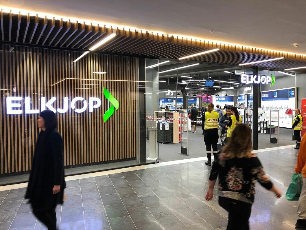 """<a href=""""https://www.elektronikkbransjen.no/artikler/pa-jaeren-er-power-naermeste-nabo/450862"""">Les om Elkjøp Klepp</a>, som holder til i samme korridor ved Jærhagen kjøpesenter. Foto: André Sørensen, Elkjøp"""