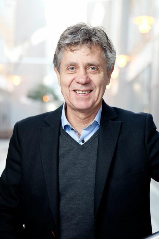 Administrerende direktør Cato Strøm i Tono. Foto: Tono.