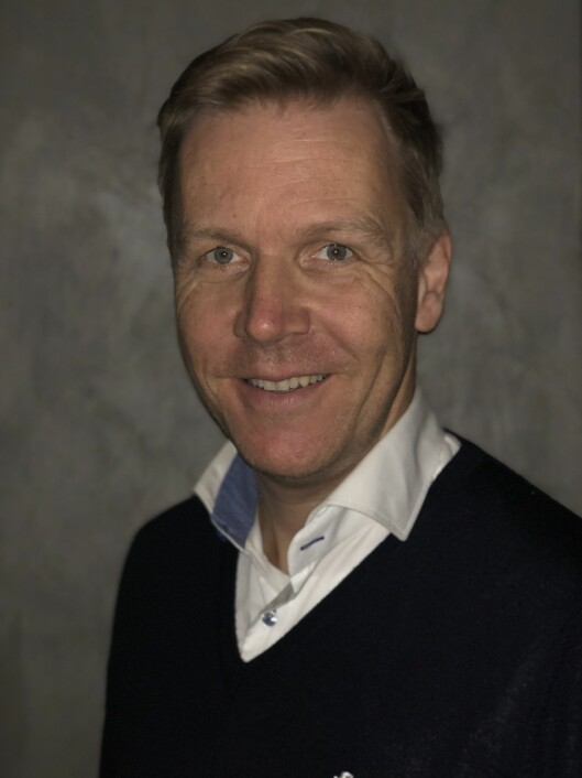 Ivar Brath Lien er sjef for HiFi Klubben i Norge. Foto: HiFi Klubben.
