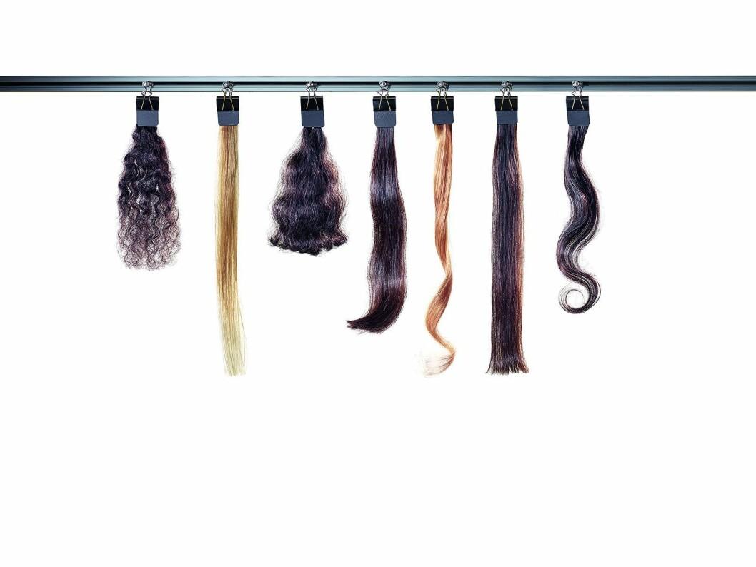 Dyson bygde sitt eget laboratorium for hår da de bestemte seg for å satse i skjønnhetskategorien, og tester produktene på ulike hårtyper. Foto: Dyson.