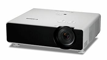Canon 4K5020Z og LX-MH502Z