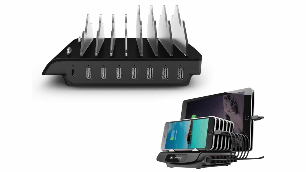 Sandberg Multi USB Charging Station
