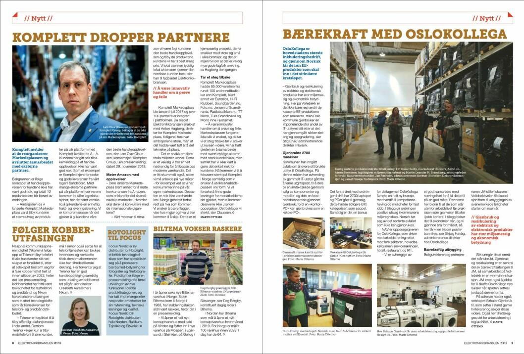 """Artikkelen ble første gang publisert i papirutgaven av fagbladet Elektronikkbransjen nr. 1/2019, som ble distribuert 13. februar. <a href=""""http://www.mypaper.se/html5/customer/248/12363/?page=8"""" target=""""_blank"""" rel=""""noopener"""">Her kan du lese artikkelen</a> og bla gjennom digitalutgaven av bladet."""