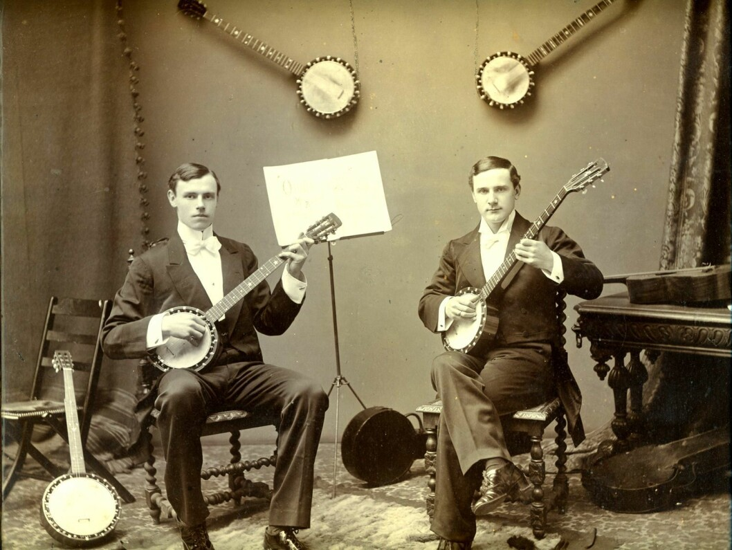 S. Bowley Barnes og Albert Mullins etablerte selskapet i 1895. Foto: Barnes & Mullins.