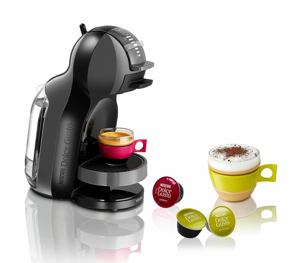 Nescafe Dolce Gusto og TerraCycle lanserer et returprogram for Dolce Gusto-kapsler i Norge. Foto: Nestle