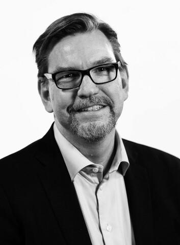 Patrick Waldemar, dr.ing. og forskningssjef for teknologi hos Telenor. Foto: Telenor.