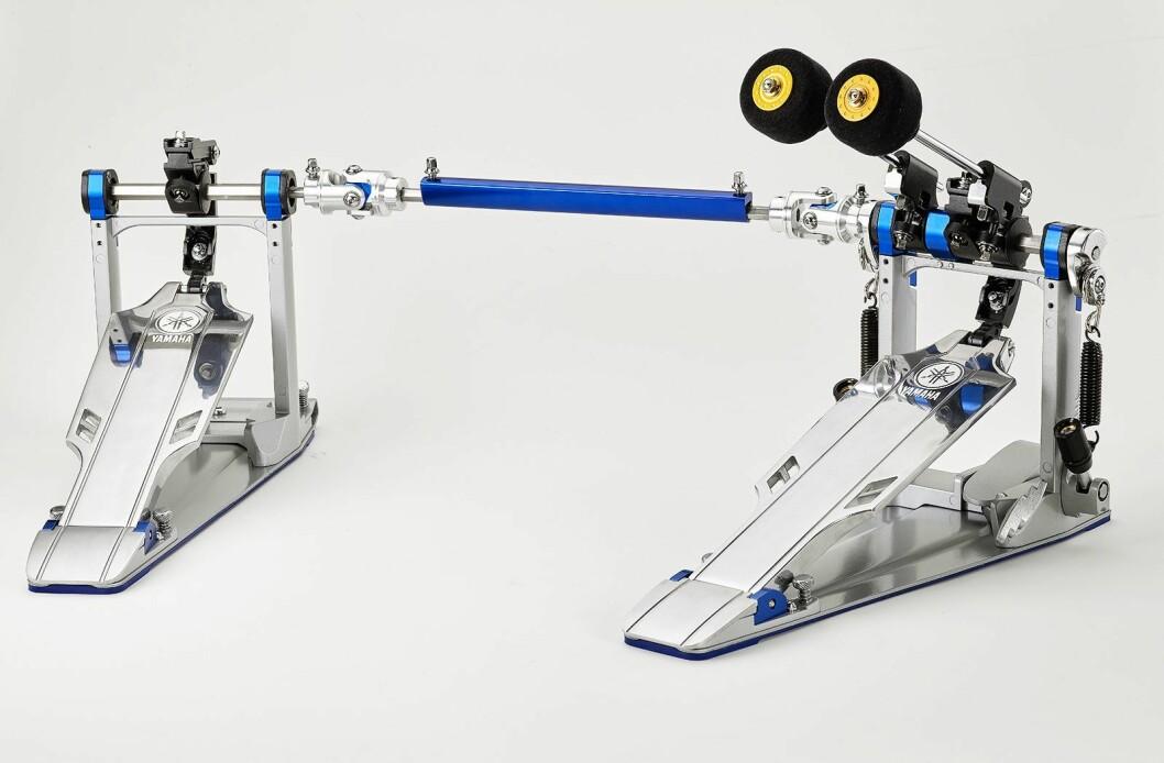 Enkeltpedalen FP9C/D koster 3.400 kroner mens dobbeltpedalen DFP9C/D vil koste 6.600 kroner. På bildet DFP9D. Foto: Yamaha.