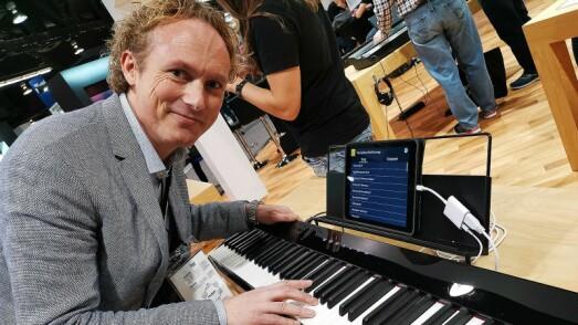 SLANKE PIANO-NYHETER FRA CASIO