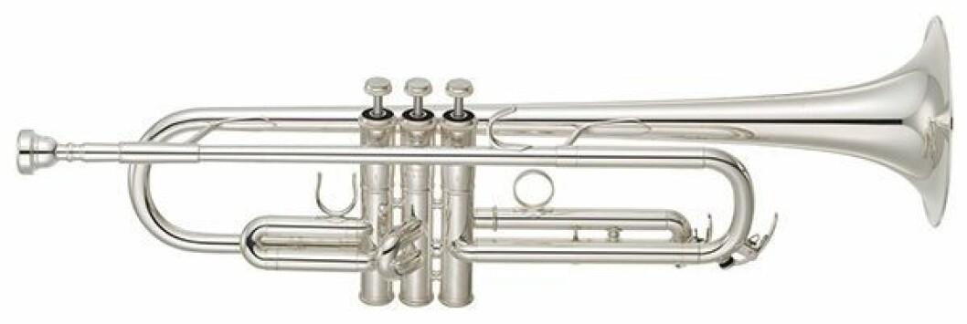 Yamaha YTR-8310Z-II er en hyllest til jazztrompetisten Bobby Shew, og en videreutvikling av YTR-8310Z. Foto: Yamaha.