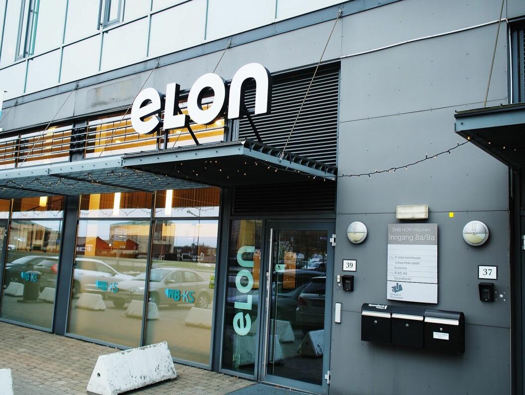 Hovedkontoret til Elon Norge AS ligger i Fredrikstad. Foto: Elon.