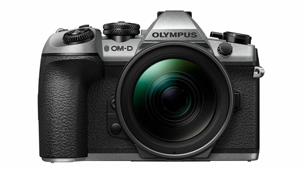 Olympus OM-D E-M1 Mark II. Foto: Olympus