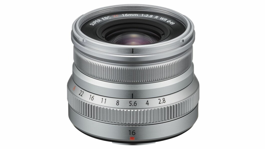 Fujifilm Fujinon XF16mmF2.8 R WR
