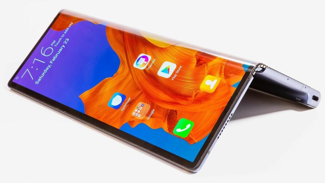 Huawei Mate X. Foto: Huawei.