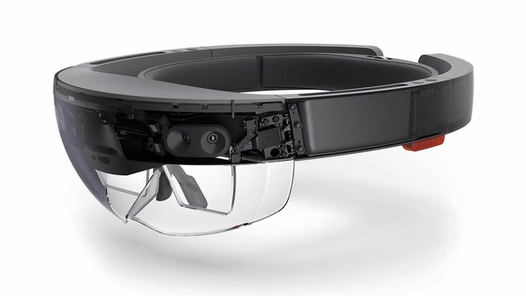 Microsoft HoloLens 2. Foto: Microsoft.