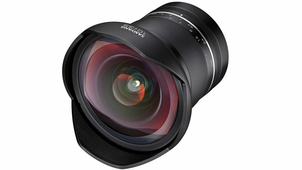 Samyang XP 10mm f/3,5