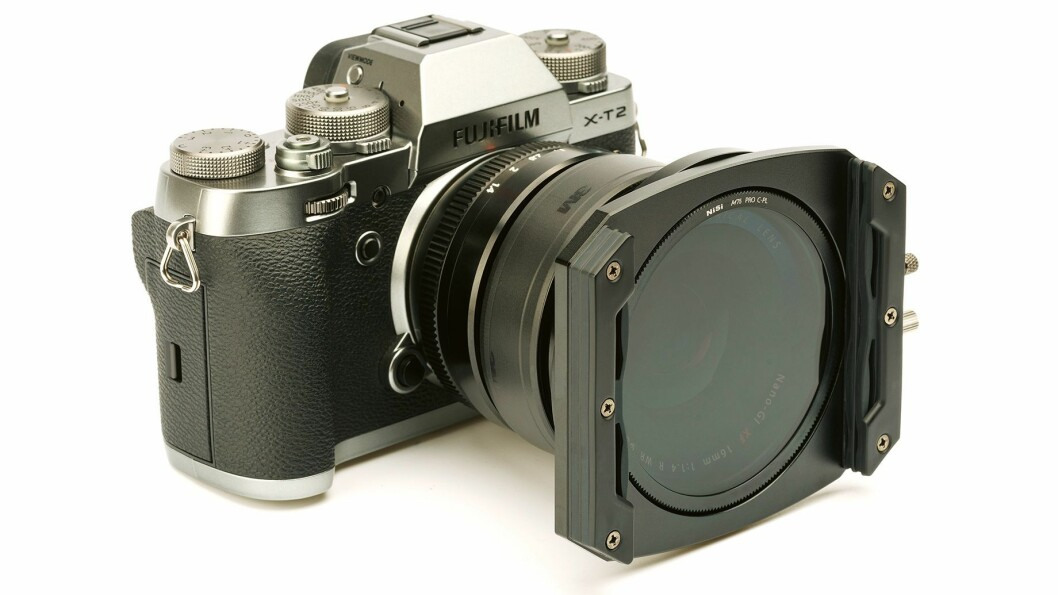 NiSi 75mm-systemet