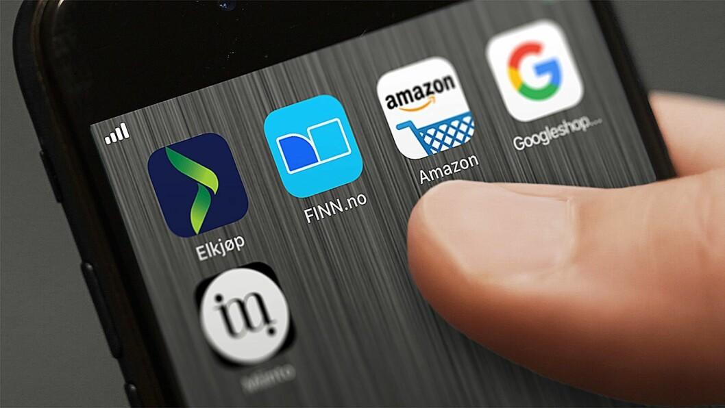 – Elkjøp, FINN shopping, Amazon, Google shopping og Miinto ser alle verdien av GTIN (Global Trade Item Number), skriver kronikkforfatteren. Foto: GS1 Norway